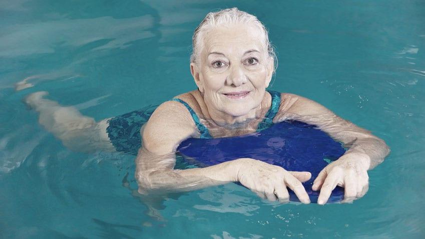 artrose naar de fysiotherapeut