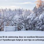Blessures voorkomen na de winterstop