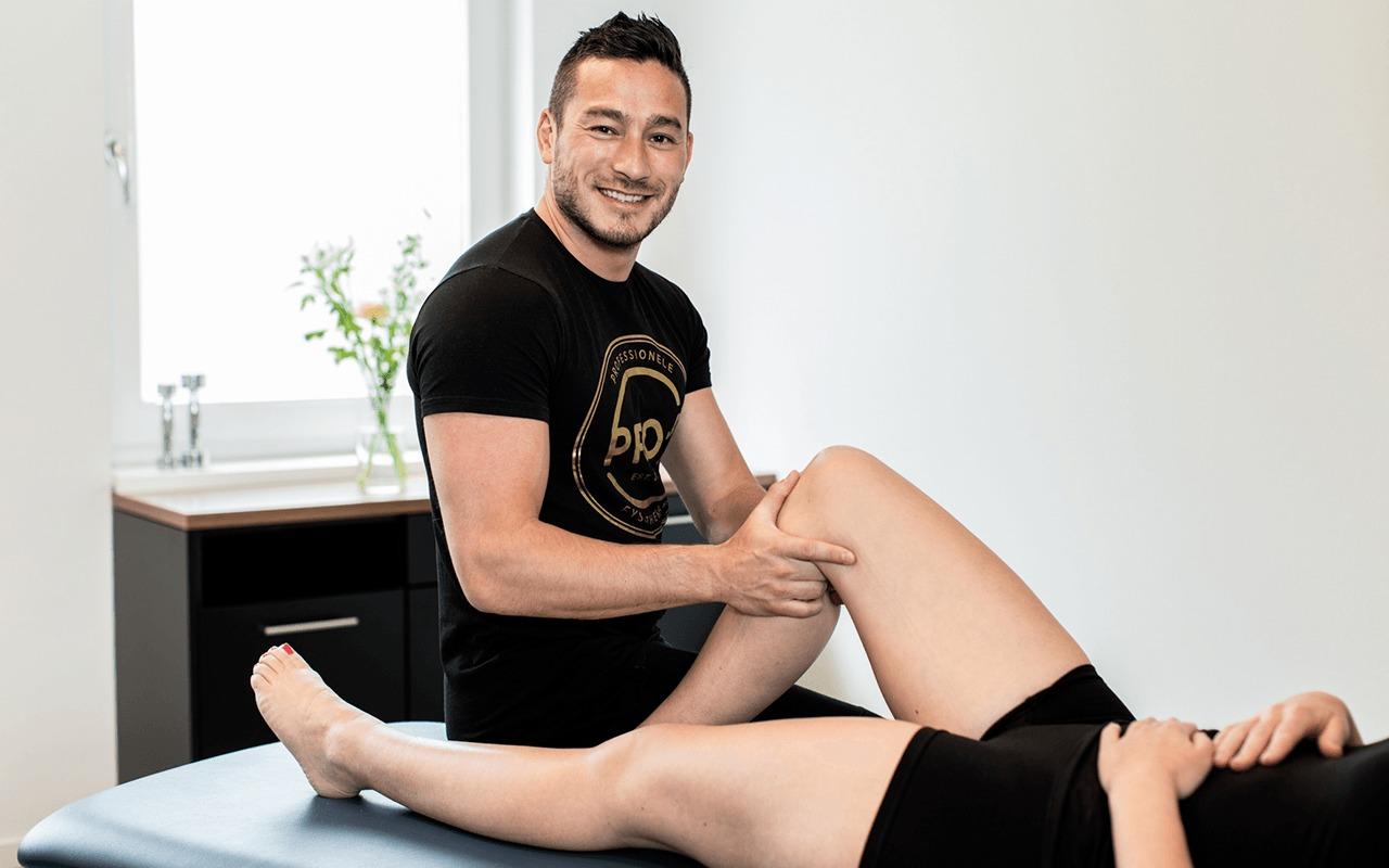 Vacature fysiotherapeut Locatie Vondersweijde