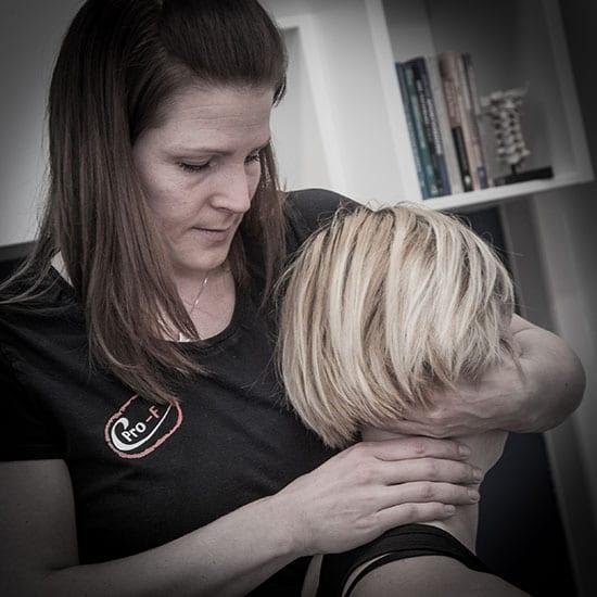 manuele therapie enschede nek