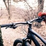 Mountainbike blessures