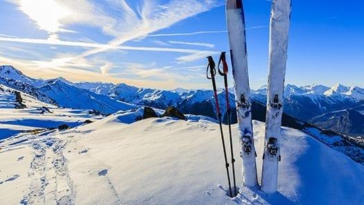 skien beenbreuk